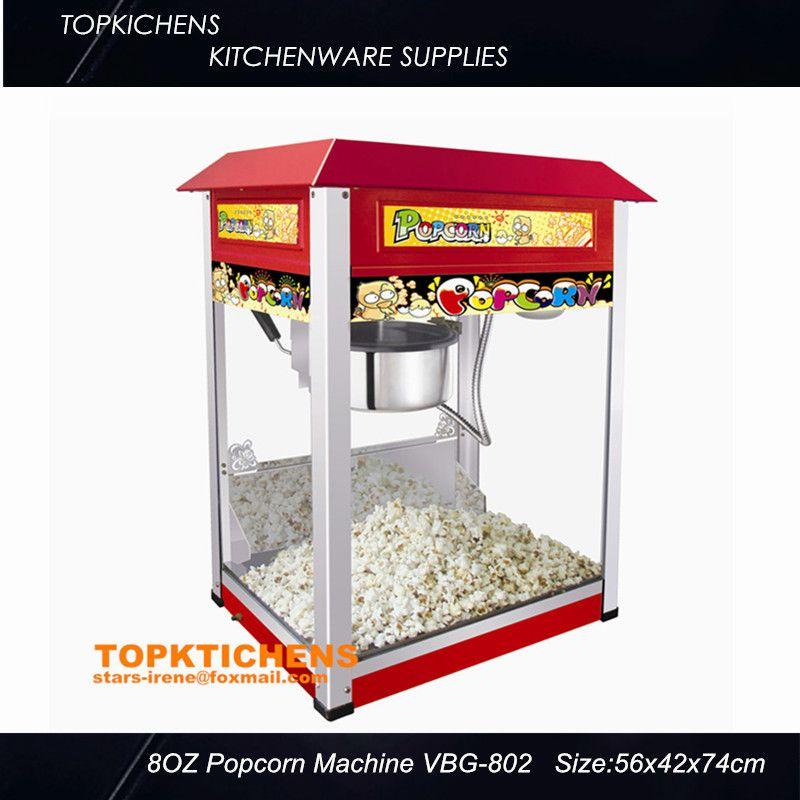 Commerical Electric Popcorn Machine_Popcorn Maker_Popper  VBG802