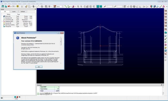 Working with PointWise 18 0 R4 full license forever | FULL