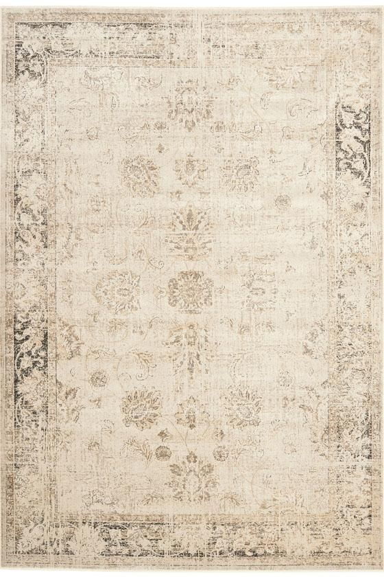 Synthetic Oushak Rug Very Inexpensive You Can Afford A Room Size One At These Prices And It Has That Lovely Faded Antique Look