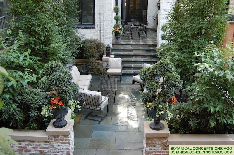 Hardscape by BOTANICAL CONCEPTS CHICAGO   Landscape design ...