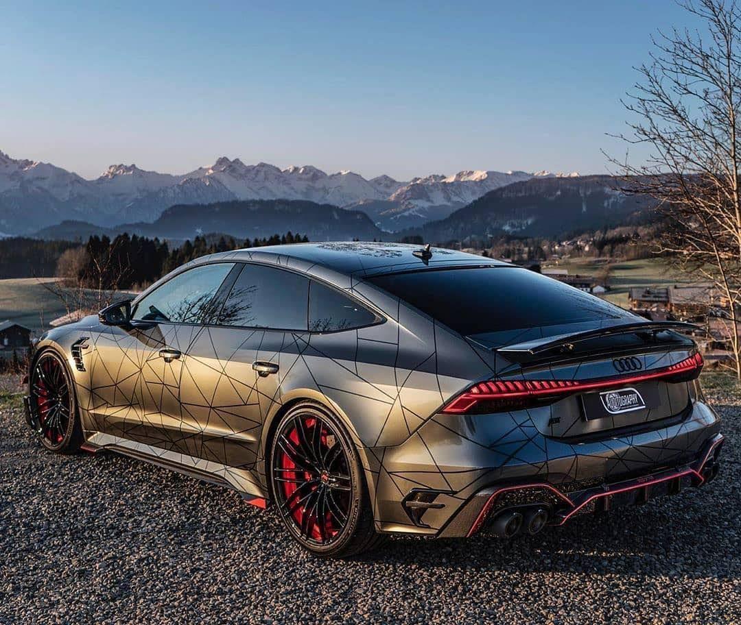 Audi rs7 740PS in 2020 Auto's en motoren, Droomauto's, Motor