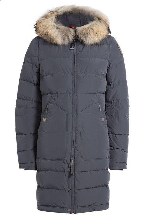 Parajumpers Long Bear Jacke gris