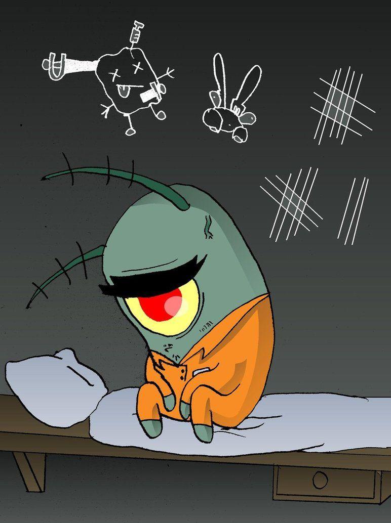 spongebob squarepants sheldon plankton is a hero not a villain