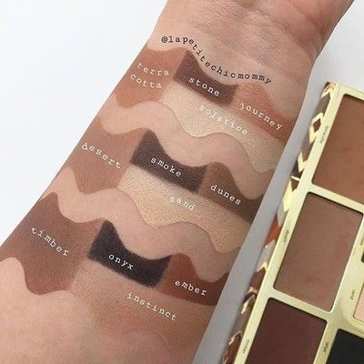 Clay Play Face Shaping Palette - Volume I by Tarte #6