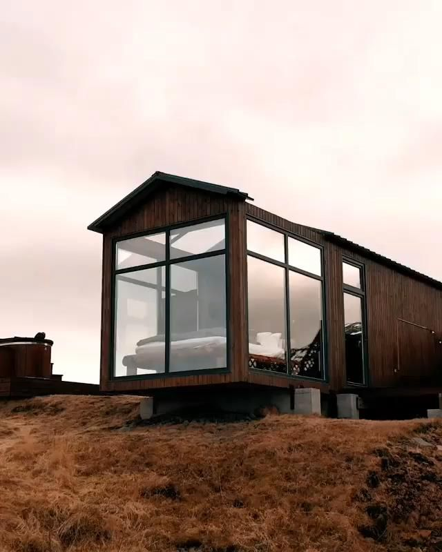 Panorama Glass Lodge, Mosfellsbæ, Iceland