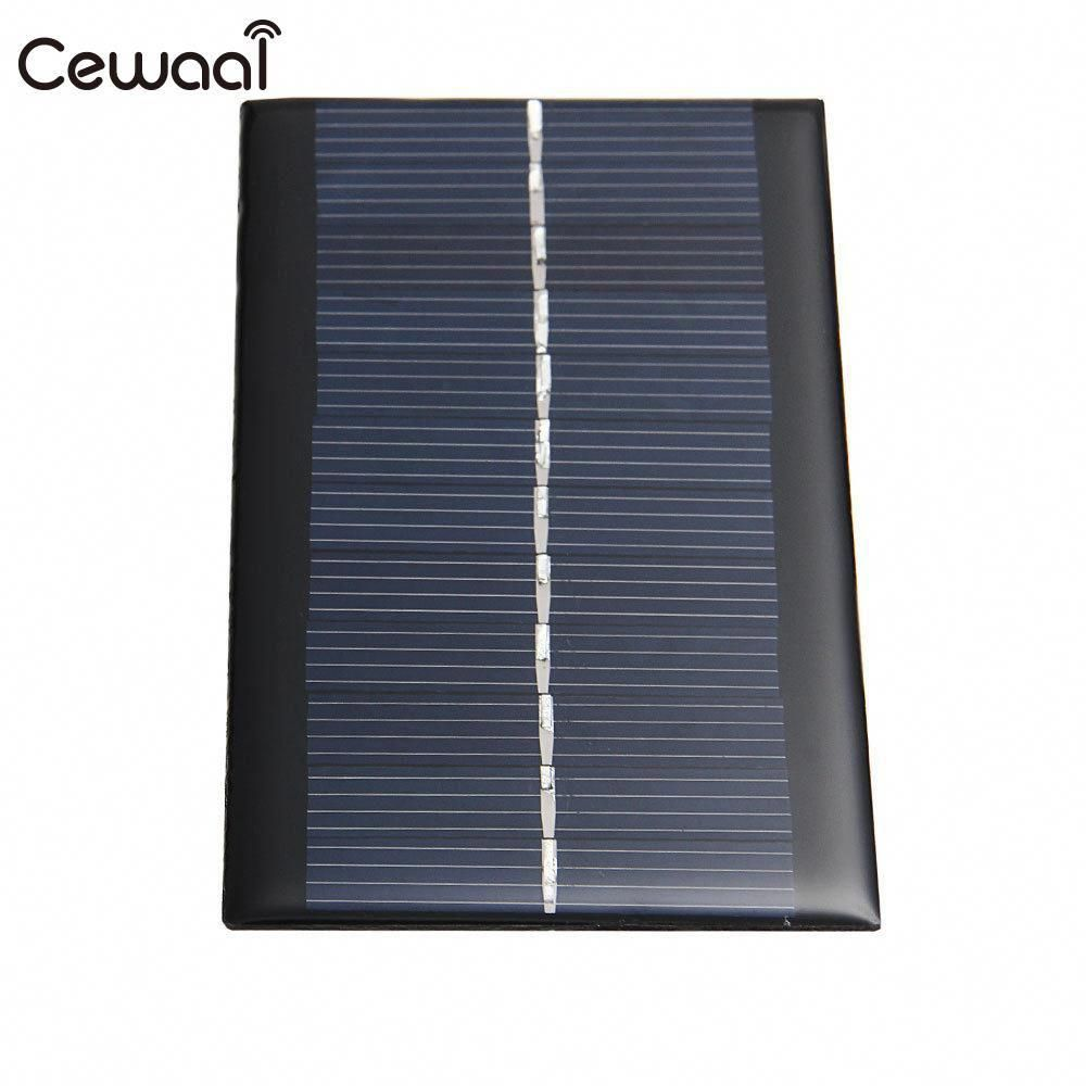 Sold 4961665098 Items Cewaal Solar Panel 6v 1w Portable Mini Diy Module Panel System For Battery Cell Phon In 2020 Solar Power Panels Solar Panels Solar Energy Panels