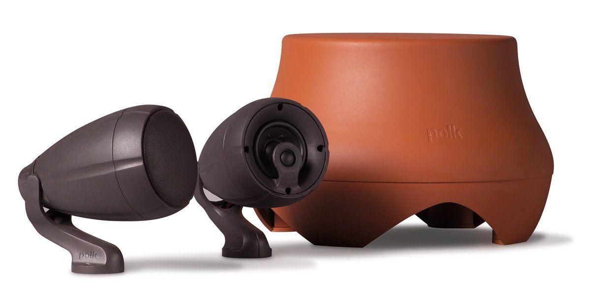Pin By Bass Head Speakers On Garden Speakers Outdoor