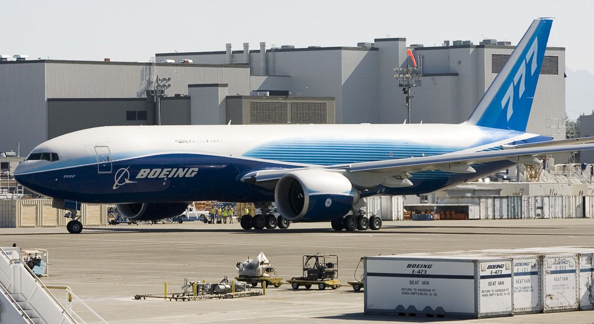 VolgaDnepr Takes Delivery Of Its First 777F Despite Order