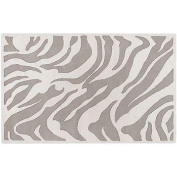Weaver Boles Zebra Rug 2 X 3