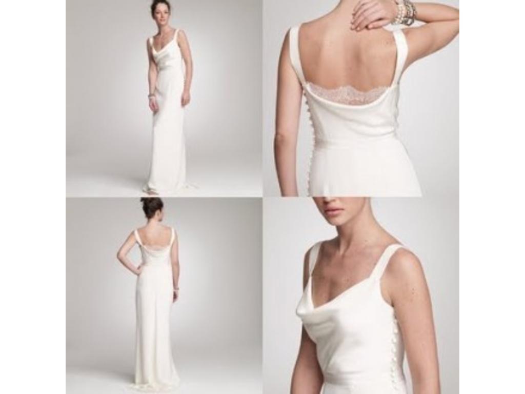 J Crew Tatiana Size 2 Wedding Dress