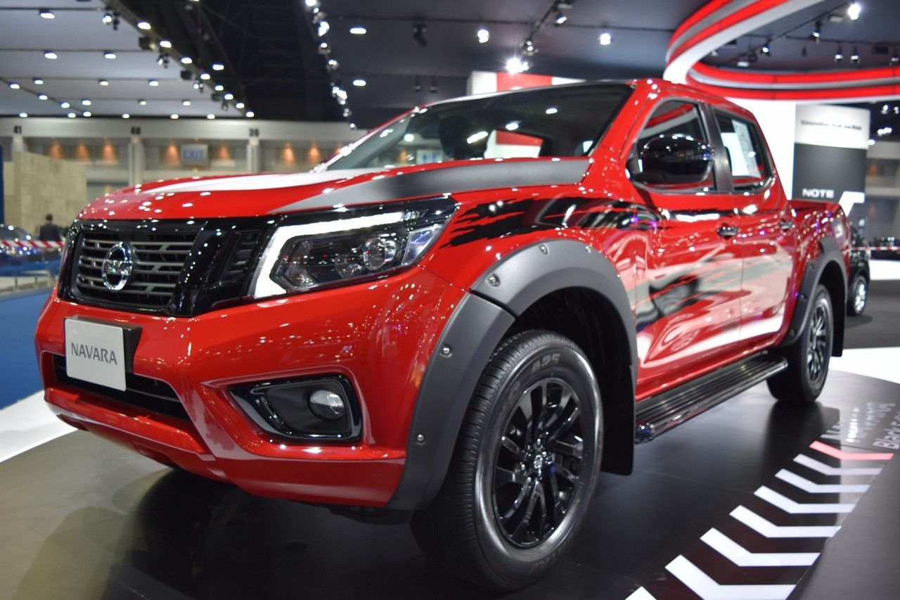 Nissan Navara 2019 Performance New Car Review Nissan Drive