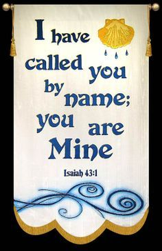 """Image result for I have called you by name and you are mine with shell"""""""
