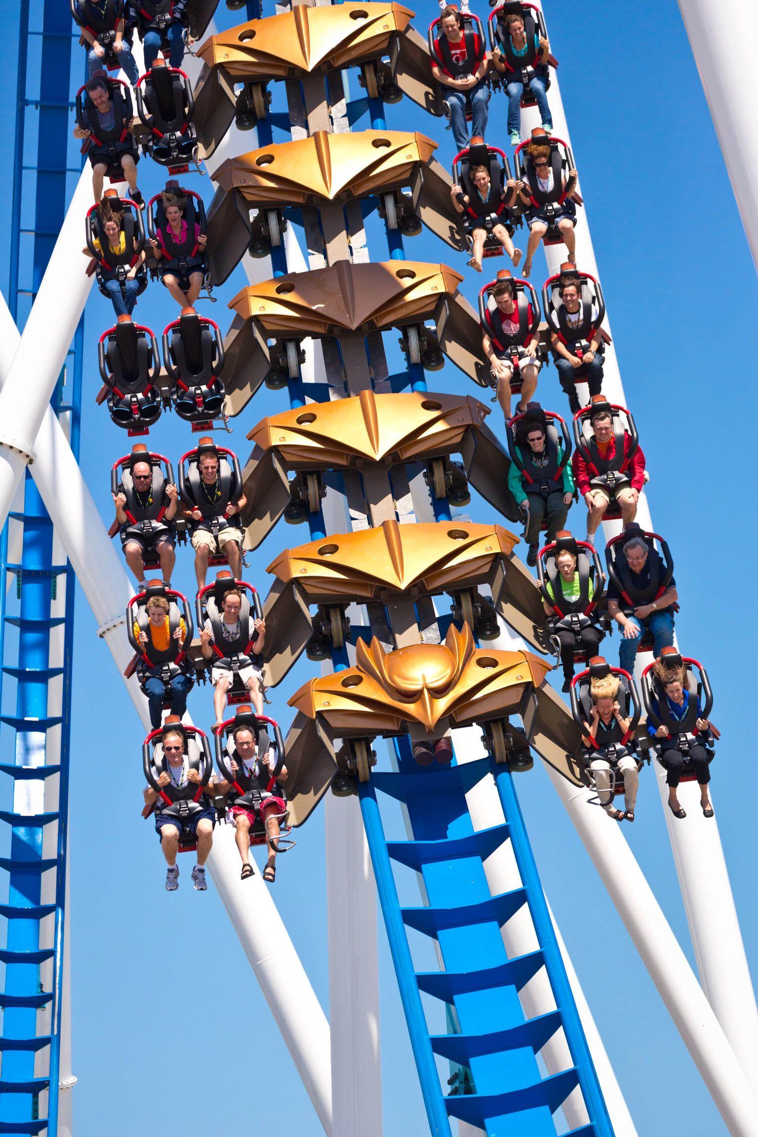 Cedar Point Is NOW Open! GateKeeper Cedar point, Roller