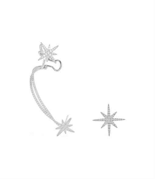 METEORITES APM Monaco AE8426OX Earring // Boucle d/'oreille