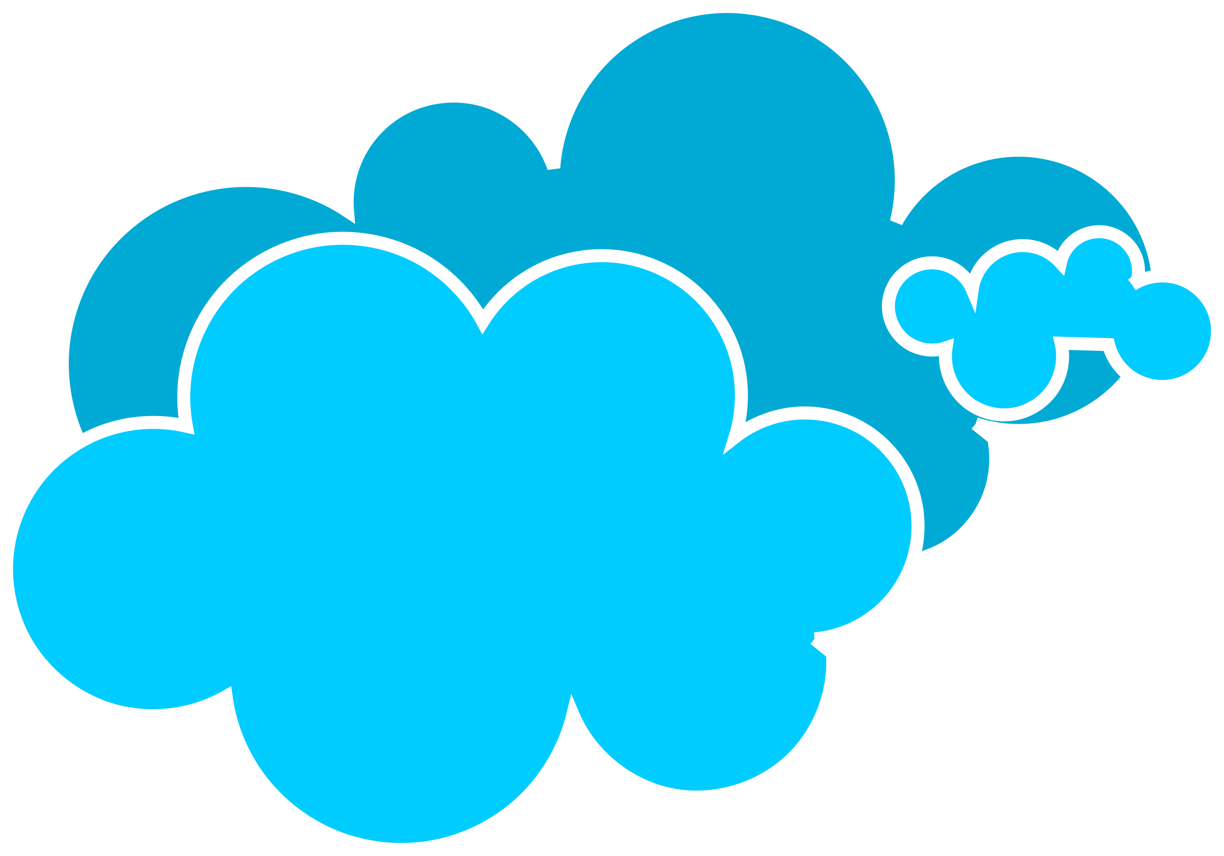 Clipart clouds png 7344 Free Transparent PNG Logos