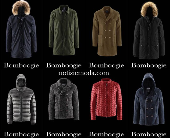 another chance 59906 be4d9 Piumini Bomboogie autunno inverno 2017 2018 nuovi arrivi ...