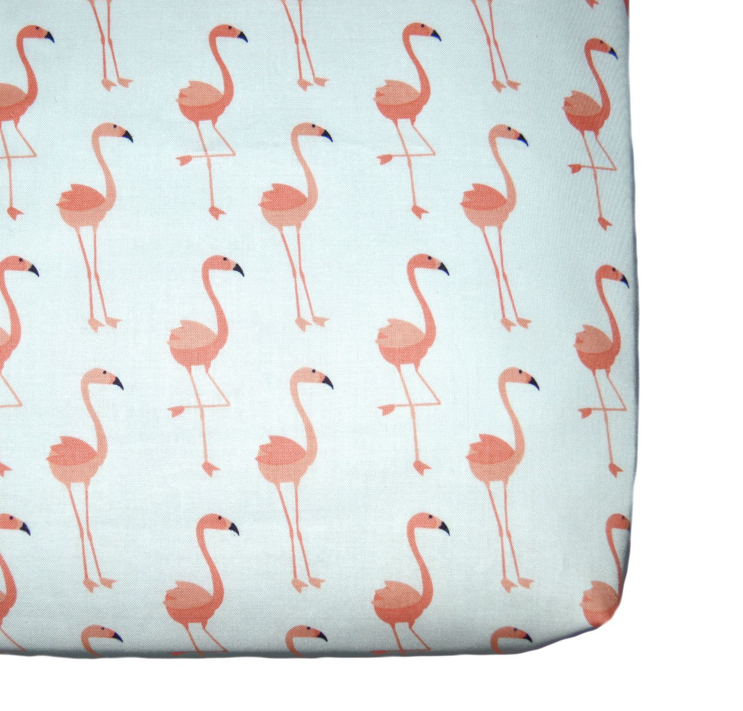 100 cotton fitted crib sheet for a standard size crib toddler