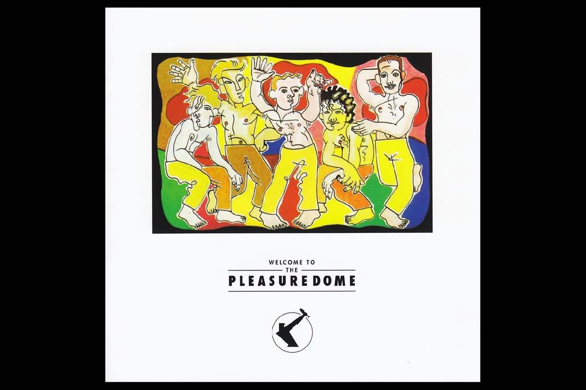 Frankie Goes To Hollywood - Welcome To the Pleasuredome (1984 Full Album) - those were the days ...