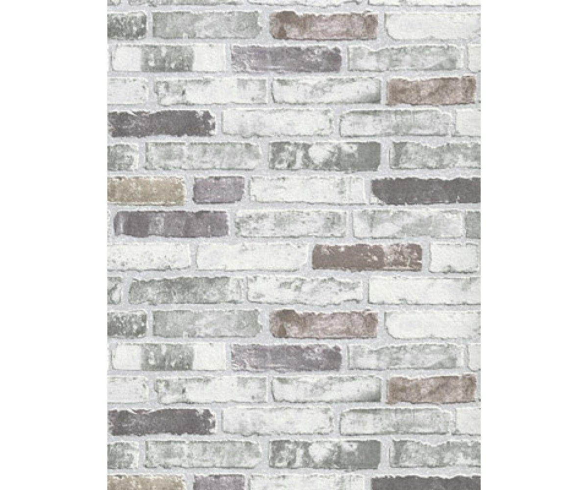 White Grey Brick Wallpaper Brick Effect Wallpaper Brick Wallpaper Brick Wallpaper Accent Wall
