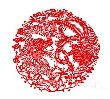 Year Of The Dragon 2012 Via Cubiclerefugee Tumblr Chinese Dragon Tattoos Chinese Folk Art Red Dragon Tattoo