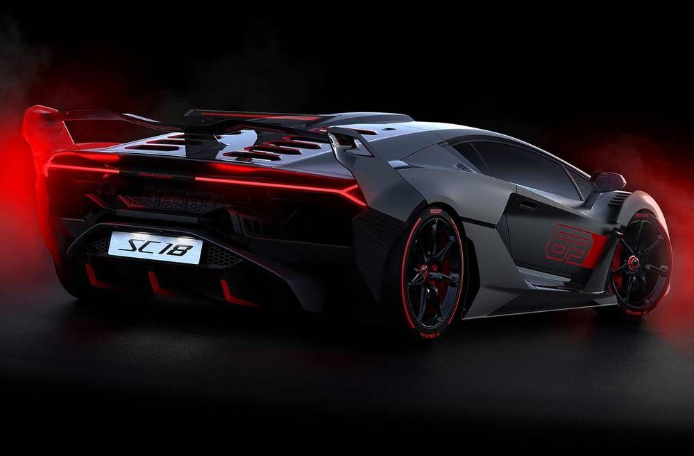 Lamborghini Squadra Corse Sc18 Alston Supercar With Images Sports Car Super Cars Sports Cars Luxury