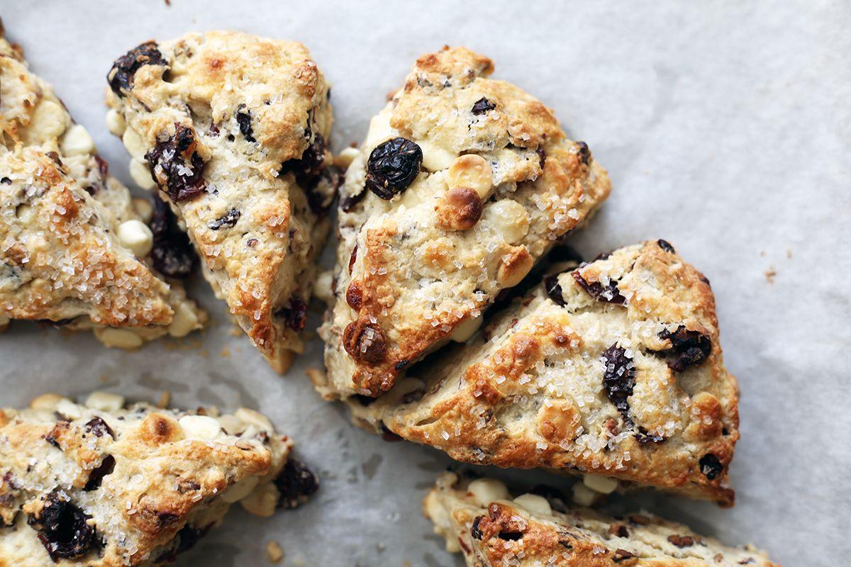 Baking customized scones - Flourish - King Arthur Flour