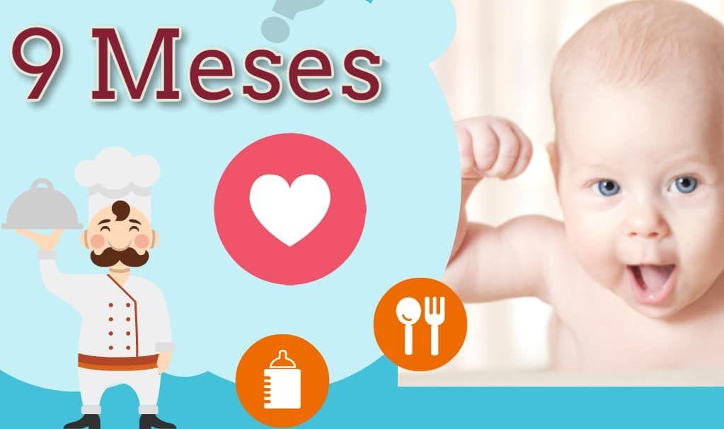 Comidas Para Bebés De 9 Meses Guia Completa 2020 Bebe 8 Meses Comida Para Bebés Comida Bebe 7 Meses
