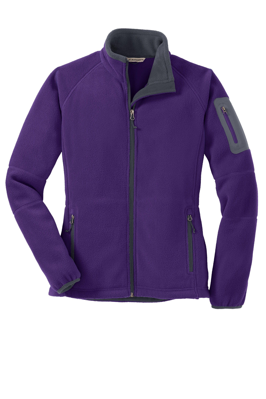 Port Authority Mens Enhanced Value Fleece FullZip Jacket