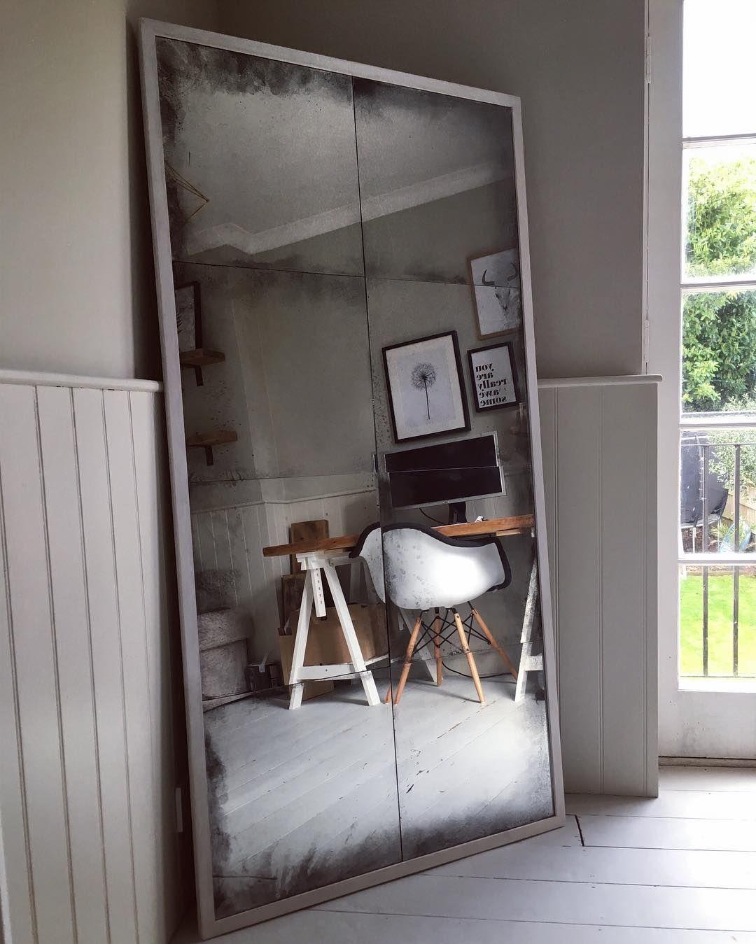 Antiqued Mirror Home Decor Antique Mirror Mirror