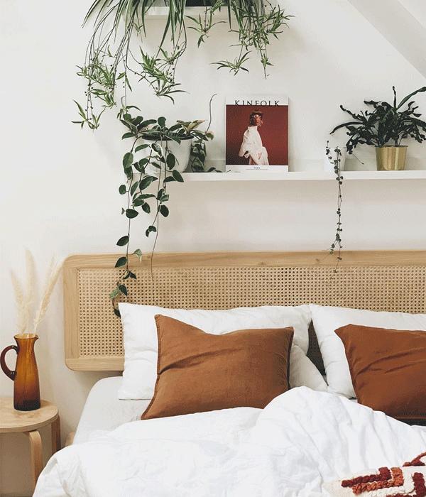 Como inovar na decoração da cabeceira da cama » STEAL THE LOOK