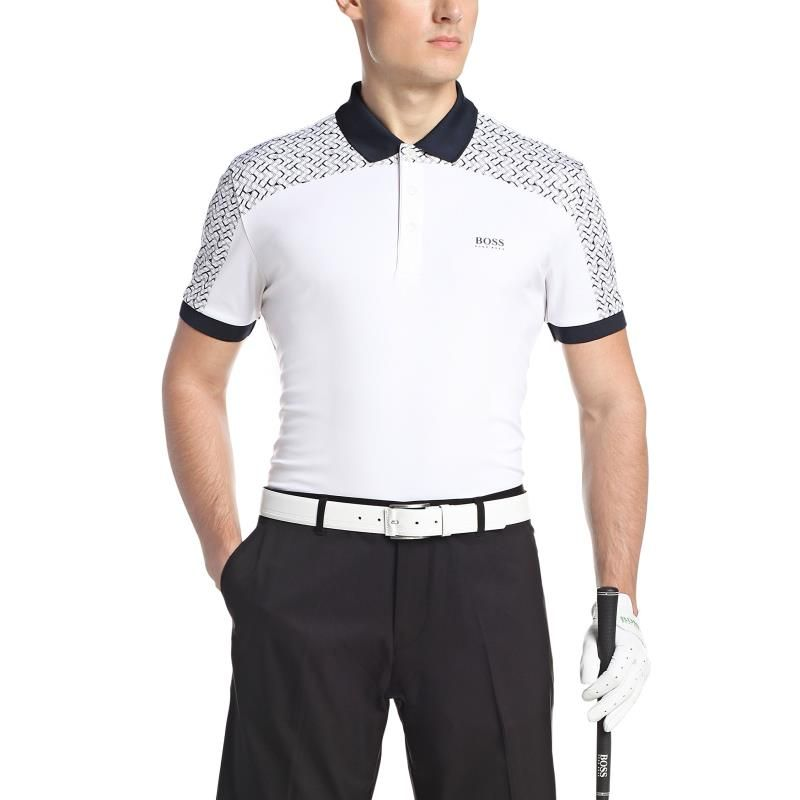 Hugo Boss Mens Short Sleeve T-Shirts, Replica Polos & Tops, 100% cotton high quality copy from original style #BOSTSH-744
