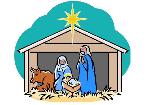 nativity scene clip art 2nd annual children s christmas musical rh pinterest com christmas nativity scene clipart christmas nativity scene clipart free