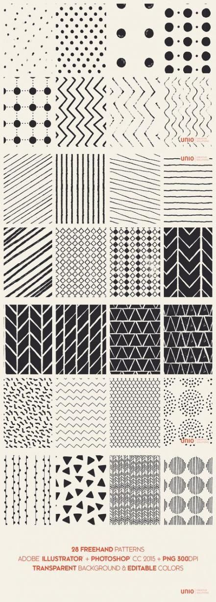 Drawing Ideas Simple Patterns 24 Ideas Graphic Patterns Pattern Design Pattern Drawing