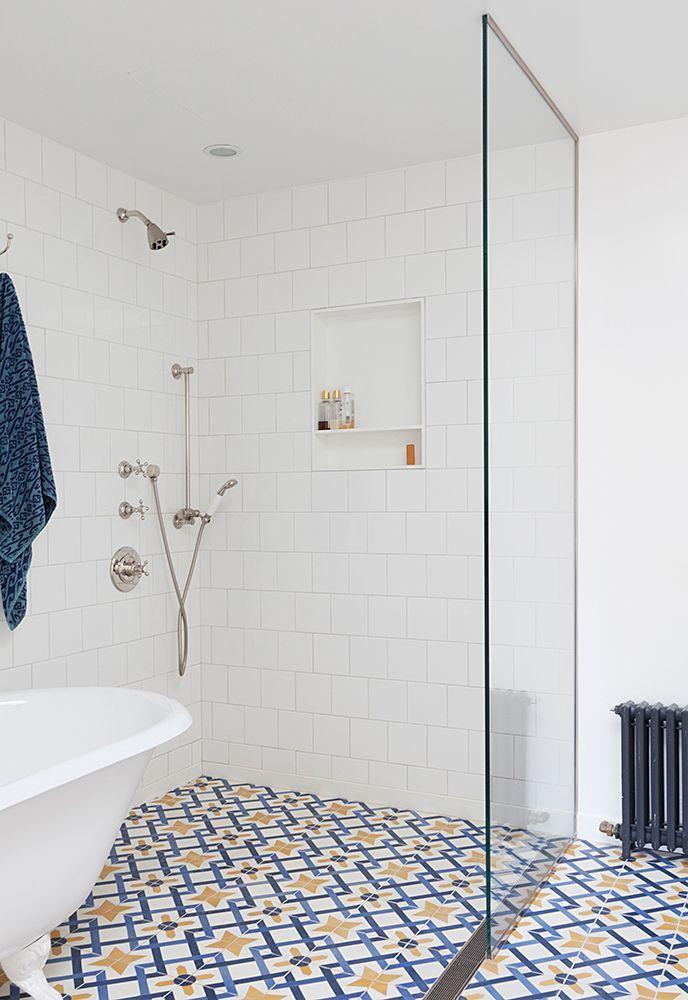 30 Creative Bathroom Tile Ideas You Ll Be Tempted To Try Unique Bathroom Tiles Bathroom Tile Designs Stylish Bathroom