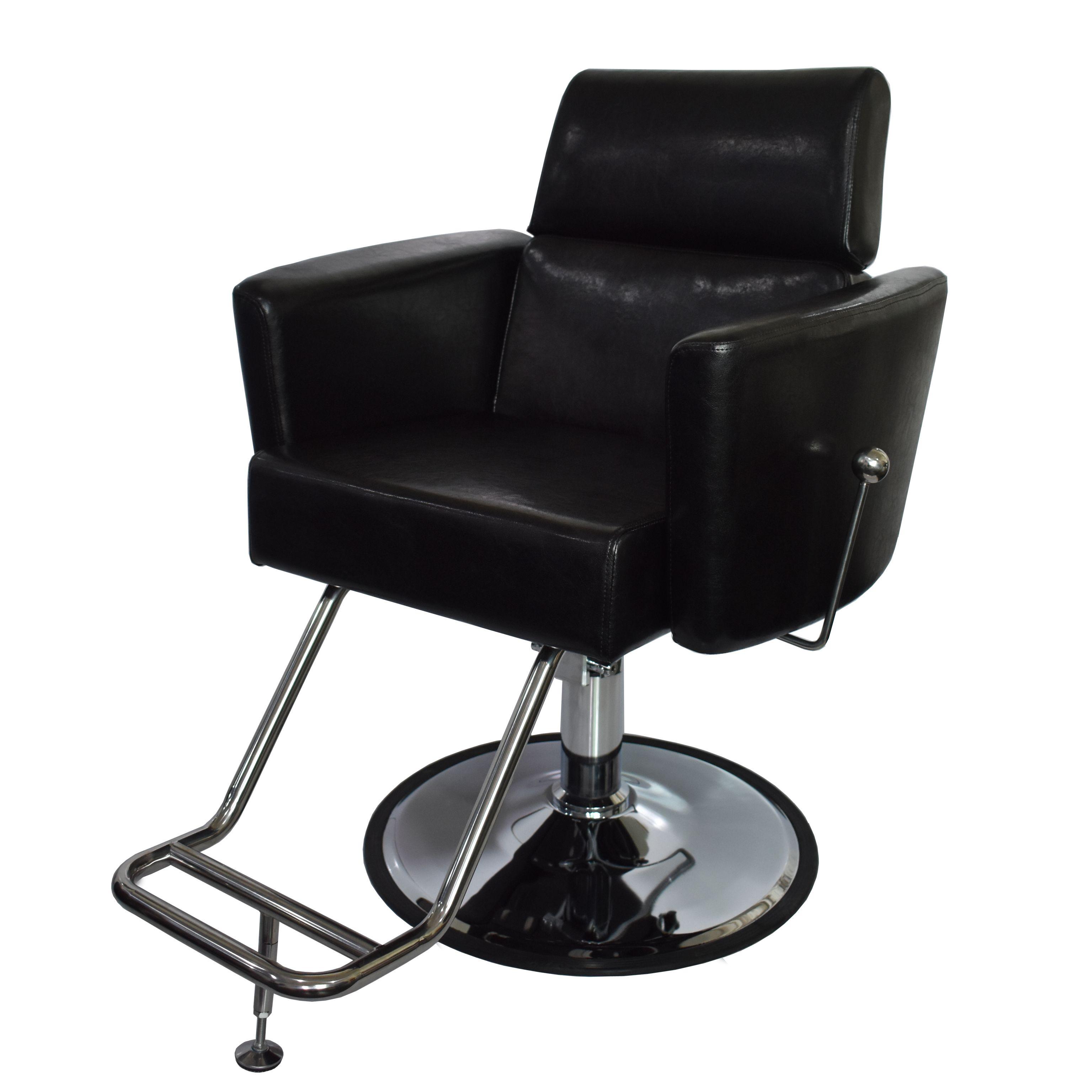 ORION ALL PURPOSE SALON CHAIR BLACK Salon Furniture