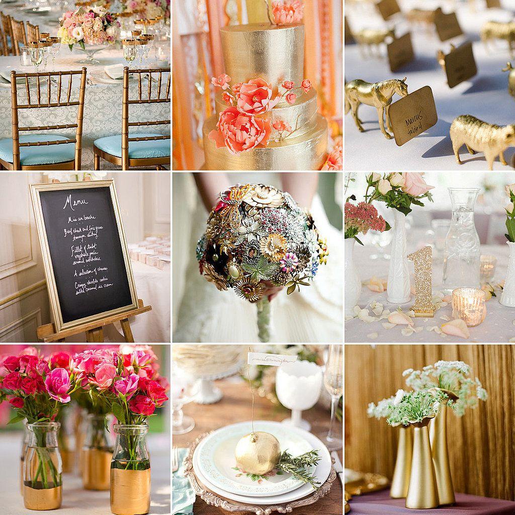 Wedding theme ideas by color   Glamorous Ways to Upgrade Your Wedding Decor  Wedding Inspo