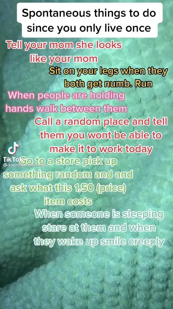 Pin By Lilyyy On Things To Try Video In 2021 Crazy Things To Do With Friends Boredom Cure Things To Do When Bored