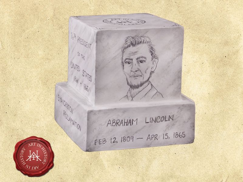 Abraham lincoln motif world history projects history