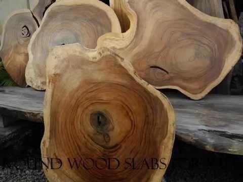 Round Wood Slabs For Sale Wood Slab Wood Decor Wood