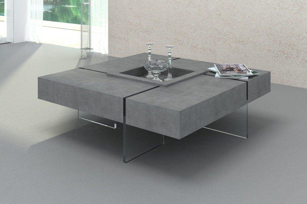 Suzu Modern Faux Concrete Floating Coffee Table In 2021 Coffee Table Center Table Living Room Coffee Table Square [ 800 x 1200 Pixel ]