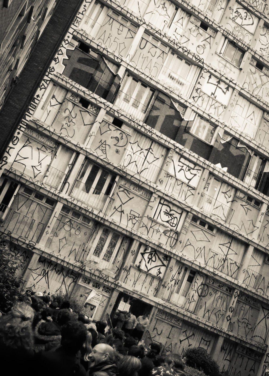 """Free Expo """"Tour 13"""" in Paris ... before destruction ! (part2) .../LeJoZ"""