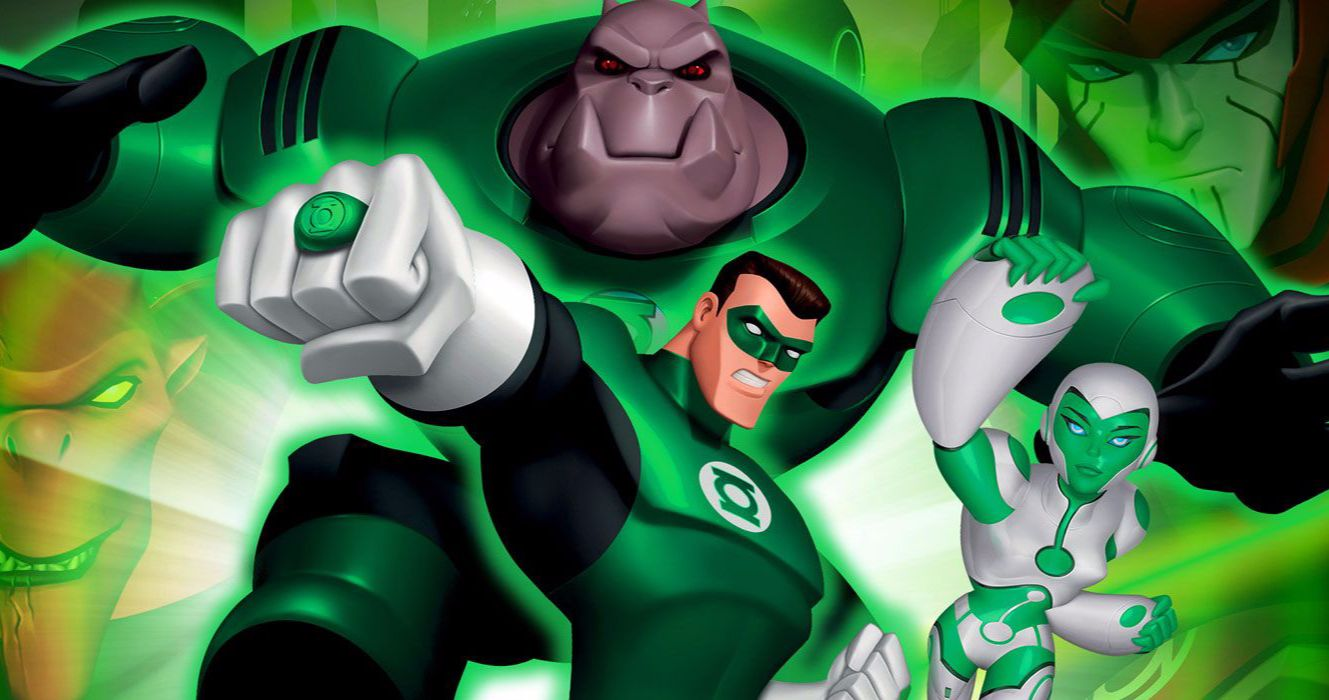 'Green Lantern' HBO Max TV Series Villain and Other