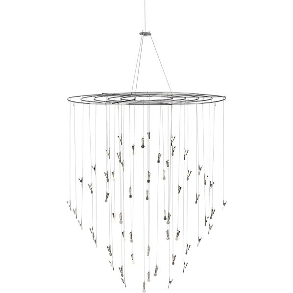 Ornament Photo Chandelier In Decorating Crate And Barrel Must Come Up With