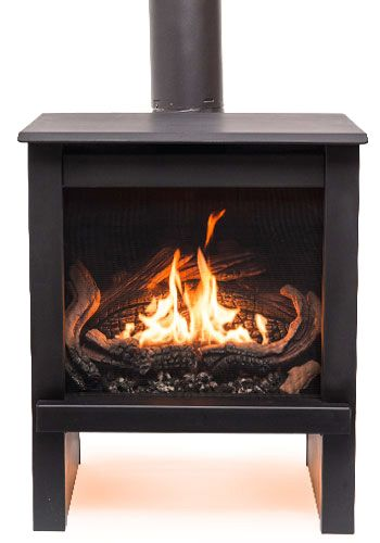 True North Stoves Tn24 Gas Stove Direct Vent Gas Stove Gas Stove Freestanding Stove