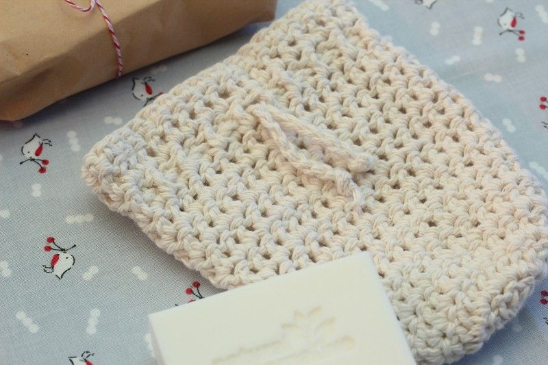 Crocheted Soap Savers