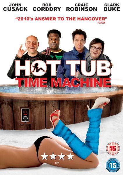Hot Tub Time Machine 2010 Bluray Hot Tub Time Machine Tub