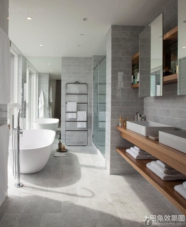 Japanese-style home housing bathroom design View more at   www