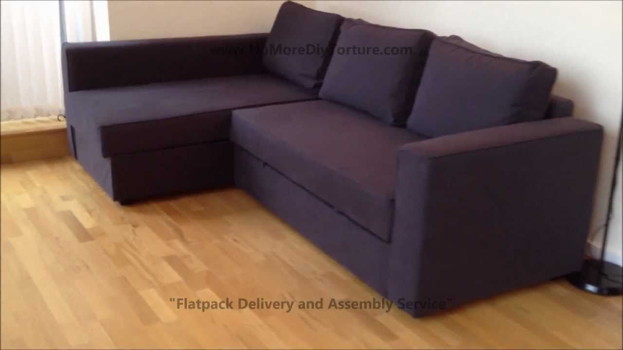 Leather Sectional Sofa  Best images about Casa Sillon on Pinterest Futon mattress Sectional sofas and Videos