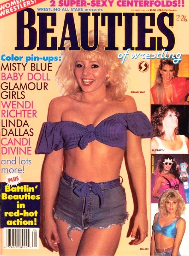 Beauties of Wrestling Spring 1988