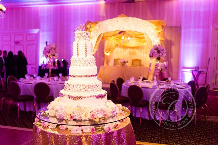 Indian Wedding at Saint Paul Hotel | Minneapolis Wedding Photographer Carina Photographics
